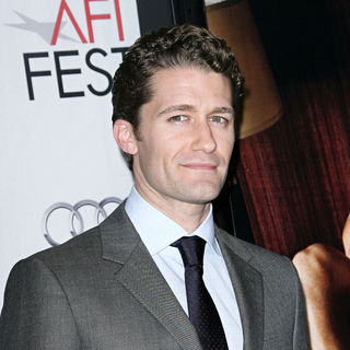 "Matthew Morrison in World Premiere of ""Love and Other Drugs"" at AFI Fest 2010 Opening Night Gala"