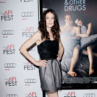 "Michelle Monaghan in World Premiere of ""Love and Other Drugs"" at AFI Fest 2010 Opening Night Gala"