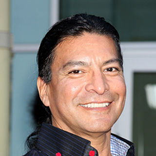 "Gil Birmingham in The ""Love Ranch"" LA Premiere"