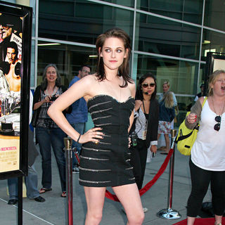 "Kristen Stewart in The ""Love Ranch"" LA Premiere"