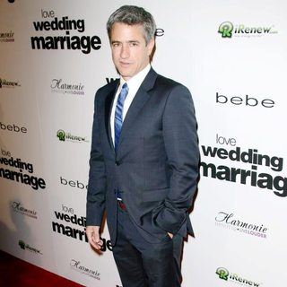 Dermot Mulroney in Los Angeles Premiere of Love, Wedding, Marriage