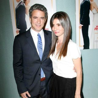 Dermot Mulroney, Tharita Catulle in Los Angeles Premiere of Love, Wedding, Marriage