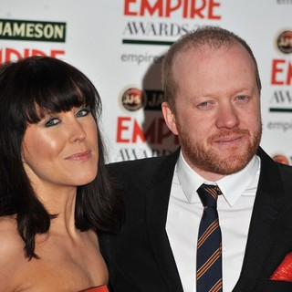 Alice Lowe, Steve Oram in Jameson Empire Film Awards 2013 - Arrivals
