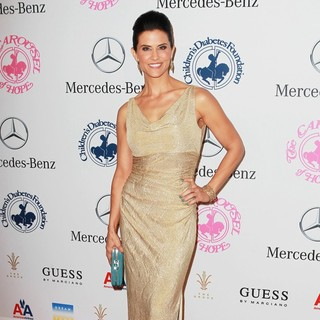 Lu Parker in 26th Anniversary Carousel of Hope Ball - Presented by Mercedes-Benz - Arrivals