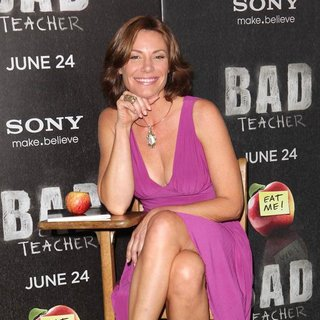 LuAnn de Lesseps in World Premiere of Bad Teacher - Arrivals