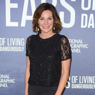 LuAnn de Lesseps-National Geographic's Years of Living Dangerously Season 2 World Premiere - Red Carpet Arrivals