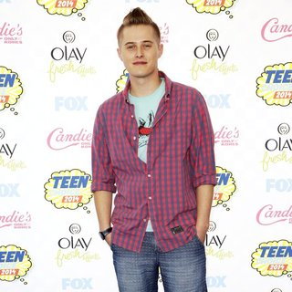 Lucas Grabeel in Teen Choice Awards 2014 - Arrivals