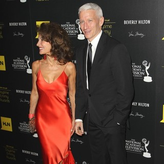 Susan Lucci, Anderson Cooper in 39th Daytime Emmy Awards - Arrivals