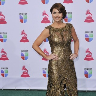 Lucero in 13th Annual Latin Grammy Awards - Arrivals