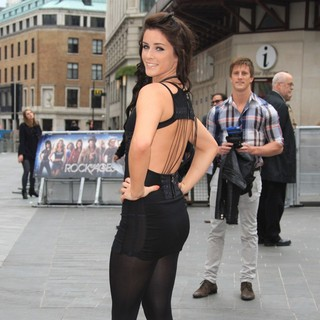 Lucie Jones in The UK Premiere of Rock of Ages