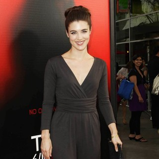 Lucy Griffiths in Premiere of HBO's True Blood Season 6 - Arrivals