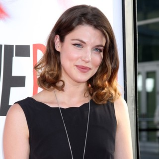 Lucy Griffiths in Los Angeles Premiere for The Fifth Season of HBO's Series True Blood - Arrivals