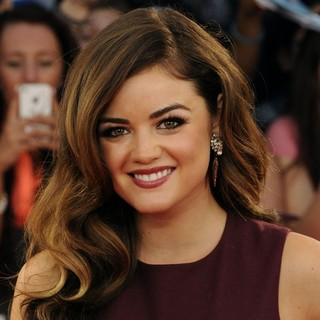 Lucy Hale in 2012 MuchMusic Video Awards - Arrivals
