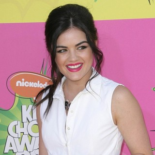 Lucy Hale in Nickelodeon's 26th Annual Kids' Choice Awards - Arrivals