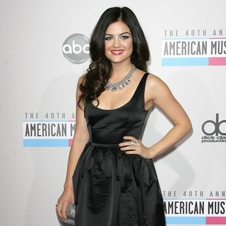 Lucy Hale in The 40th Anniversary American Music Awards - Arrivals