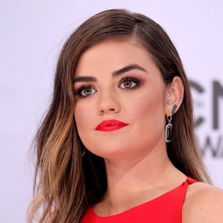 Lucy Hale in 48th Annual CMA Awards - Red Carpet