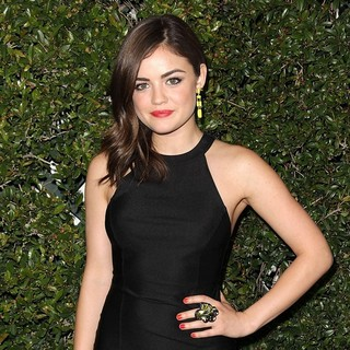 Lucy Hale in ABC Family West Coast Upfronts Party