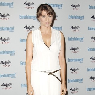 Lucy Lawless in Comic Con 2011 Day 3 - Entertainment Weekly Party - Arrivals
