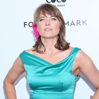 Lucy Lawless in New York Premiere of W.E. - Arrivals