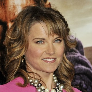 Lucy Lawless in U.S. Premiere Screening of Spartacus: War of the Damned