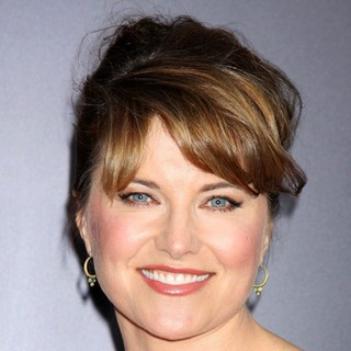 Lucy Lawless in The Premiere of The Possession - Arrivals
