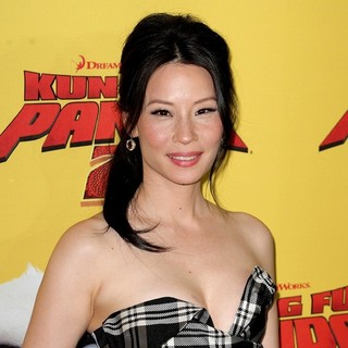 Lucy Liu in The Australian Premiere of Kung Fu Panda 2