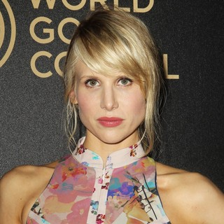 Lucy Punch in Miss Golden Globe 2013 Party Hosted by The HFPA and InStyle