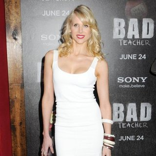 Lucy Punch in World Premiere of Bad Teacher - Arrivals