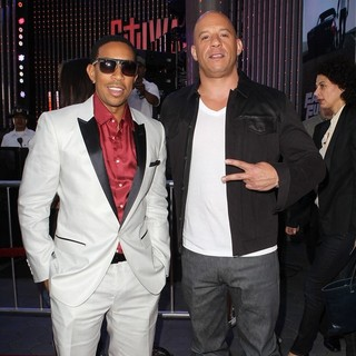 Ludacris, Vin Diesel in Los Angeles Premiere of Fast and Furious 6