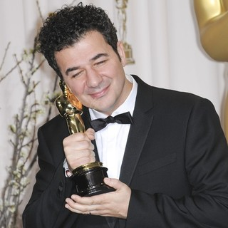 Ludovic Bource in 84th Annual Academy Awards - Press Room