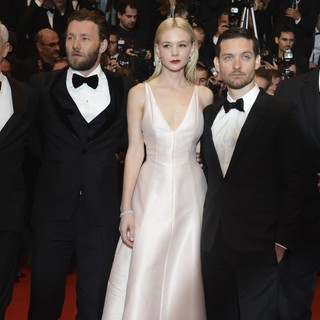 Baz Luhrmann, Joel Edgerton, Carey Mulligan, Tobey Maguire, Leonardo DiCaprio in Opening Ceremony of The 66th Cannes Film Festival - The Great Gatsby - Premiere