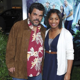 The Los Angeles Premiere of Journey 2: The Mysterious Island - Arrivals - luis-guzman-premiere-journey-2-the-mysterious-island-01