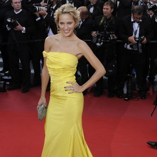 Luisana Lopilato in On the Road Premiere - During The 65th Cannes Film Festival
