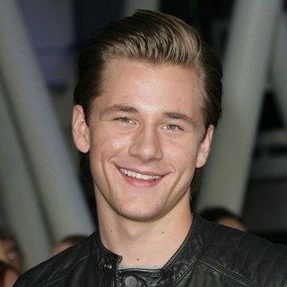 Luke Benward in The Premiere of The Twilight Saga's Breaking Dawn Part II