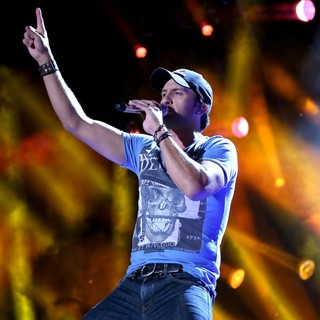 Luke Bryan in The 2013 CMA Music Festival - Day 1