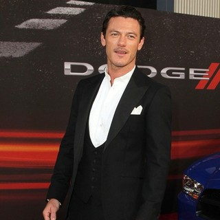 Luke Evans in Los Angeles Premiere of Fast and Furious 6