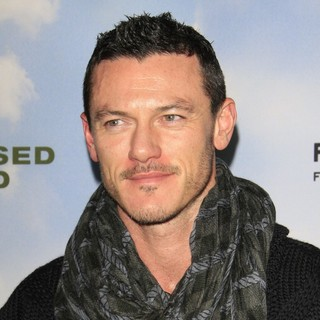 Luke Evans in Premiere of Focus Features' Promised Land - Arrivals