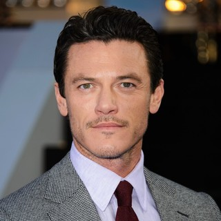 Luke Evans in World Premiere of Fast and Furious 6 - Arrivals