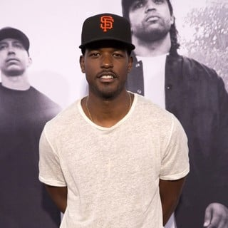 Luke James in World Premiere of Universal Pictures' Straight Outta Compton - Arrivals