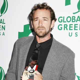 Luke Perry in Global Green USA 13th Annual Millennium Awards