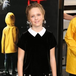 Lulu Wilson in World Premiere of It