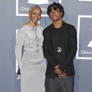 Lupe Fiasco in 54th Annual GRAMMY Awards - Arrivals