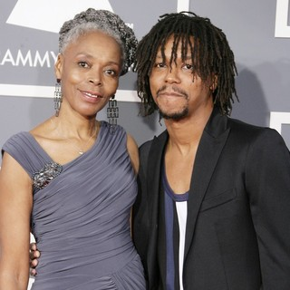 Lupe Fiasco in 55th Annual GRAMMY Awards - Arrivals