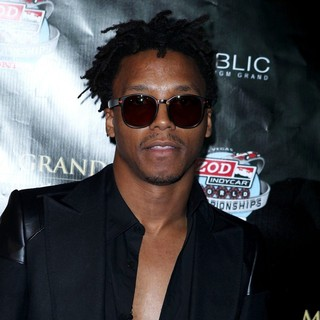 Lupe Fiasco in Izod Indycar World Championships Kick-Off Party - lupe-fiasco-izod-indycar-world-championships-kick-off-party-01