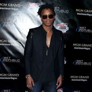 Lupe Fiasco in Izod Indycar World Championships Kick-Off Party
