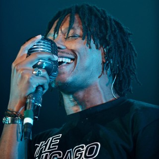 Lupe Fiasco in Lupe Fiasco Performing