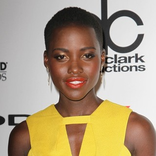 Lupita Nyong'o in The 17th Annual Hollywood Film Awards