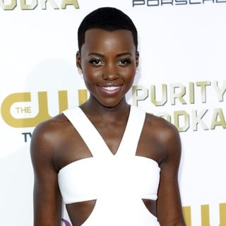 Lupita Nyong'o in The 19th Annual Critics' Choice Awards