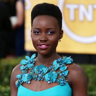 Lupita Nyong'o in The 20th Annual Screen Actors Guild Awards - Arrivals