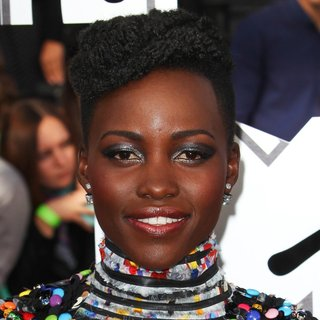 Lupita Nyong'o in MTV Movie Awards 2014 - Arrivals